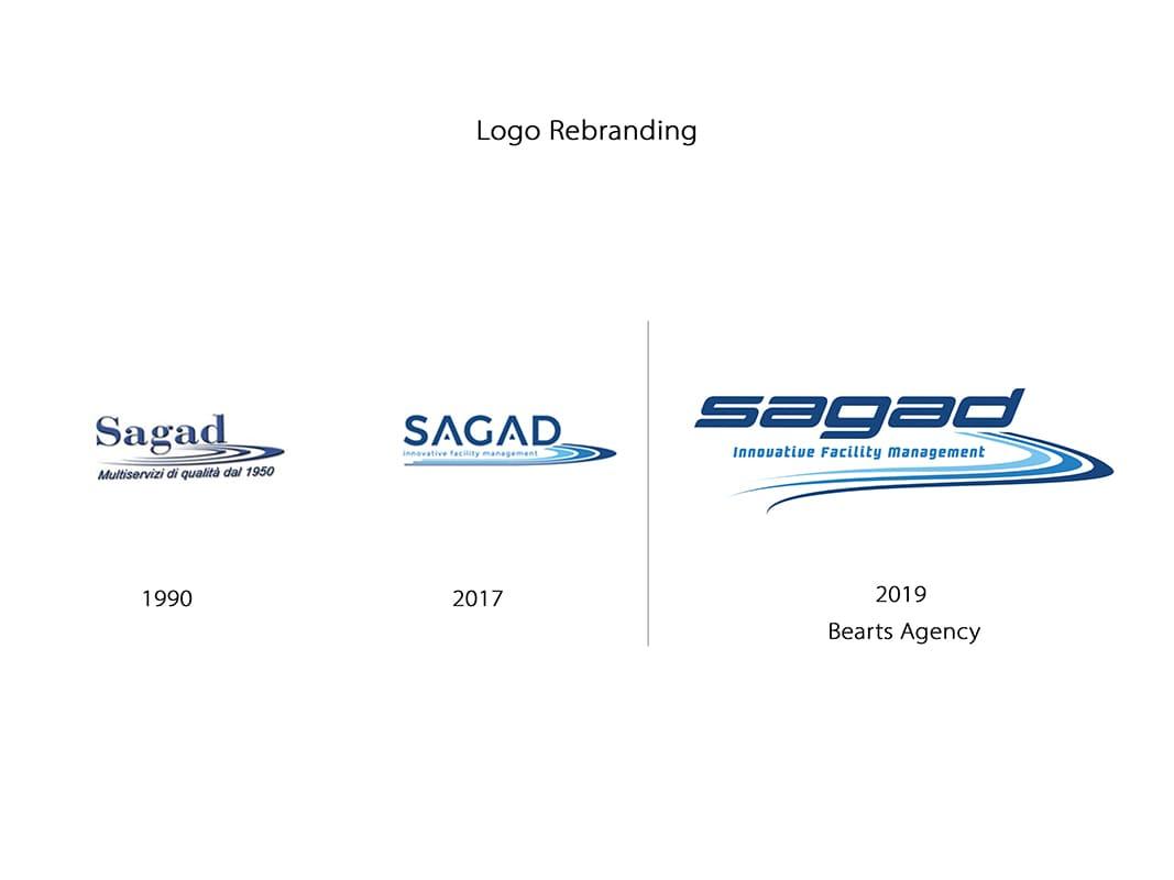 logo rebranding Sagad – Bearts